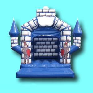 Springkussen kasteel