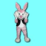 mascotte konijn